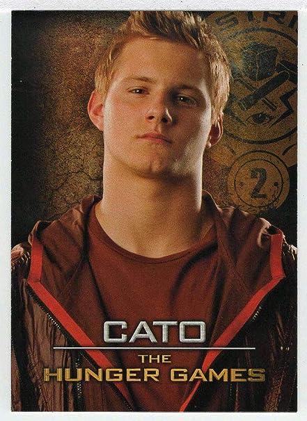 Amazon.com: Cato (Trading Card) The Hunger Games - 2012 NECA # 9 ...