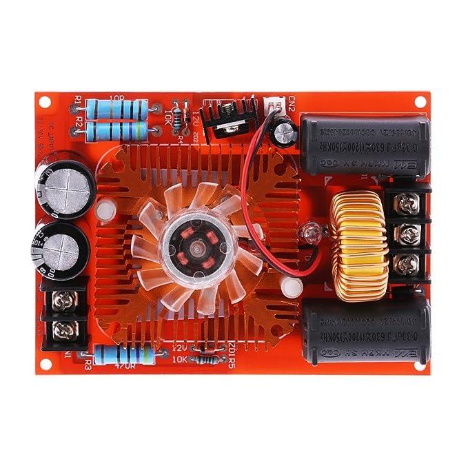 4 opinioni per KKmoon DC 12-30V ZVS bobina di Tesla bordo di driver del modulo di Marx