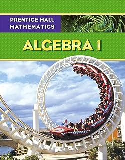 Amazon prentice hall math algebra 2 student edition prentice hall mathematics algebra 1 fandeluxe Image collections