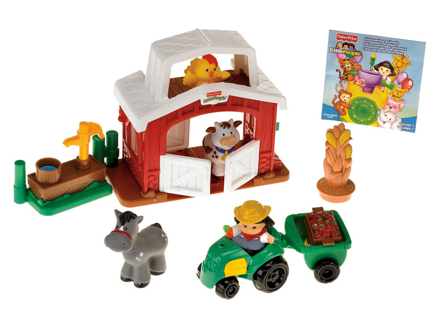 Toys for Christmas: The Farm of Little People
