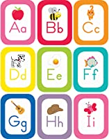 Schoolgirl Style | Just Teach Alphabet Cards Bulletin Board Set | Printable