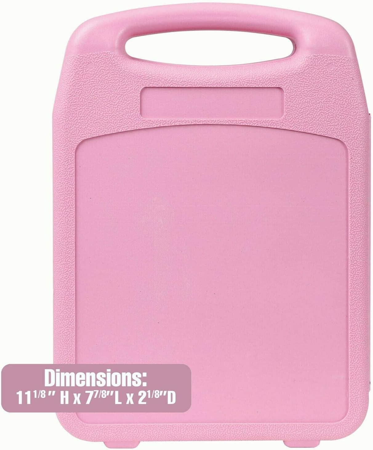 Model 55 Piece Household Hand Tool Set with Pink Storage Case with Ebook