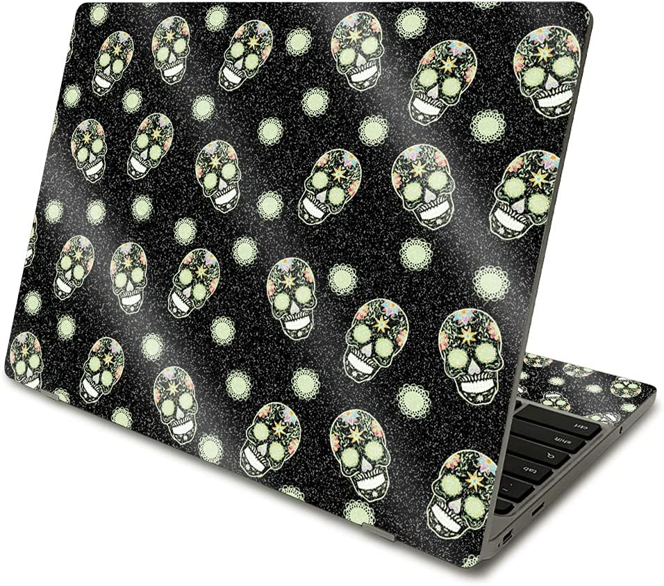 MightySkins Glossy Glitter Skin Compatible With Samsung Chromebook 4 (2021) 11.6