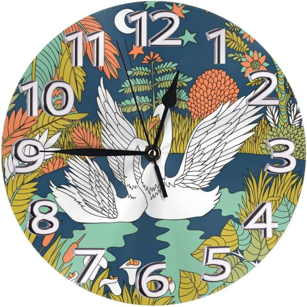 vintage-wall-clock-for-room-decor