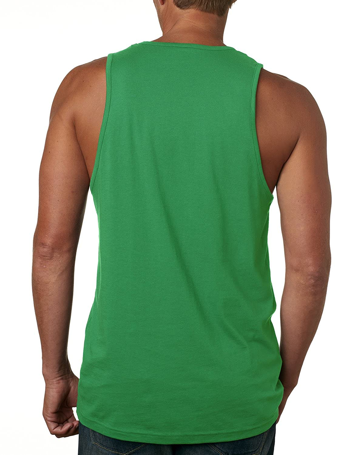 942b913751bb63 Next Level Men s Jersey Solid Tank Top 3633 at Amazon Men s Clothing store