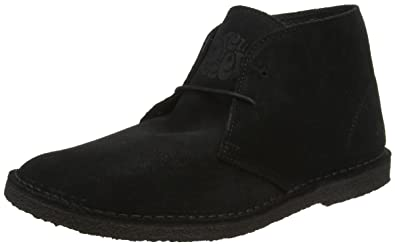 95258ef064c Pretty Green Mens Suede Desert Boot