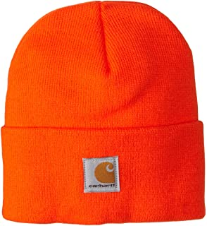 Amazon.com  Carhartt Women s Acrylic Rib Knit Watch Hat 9b842d2973c