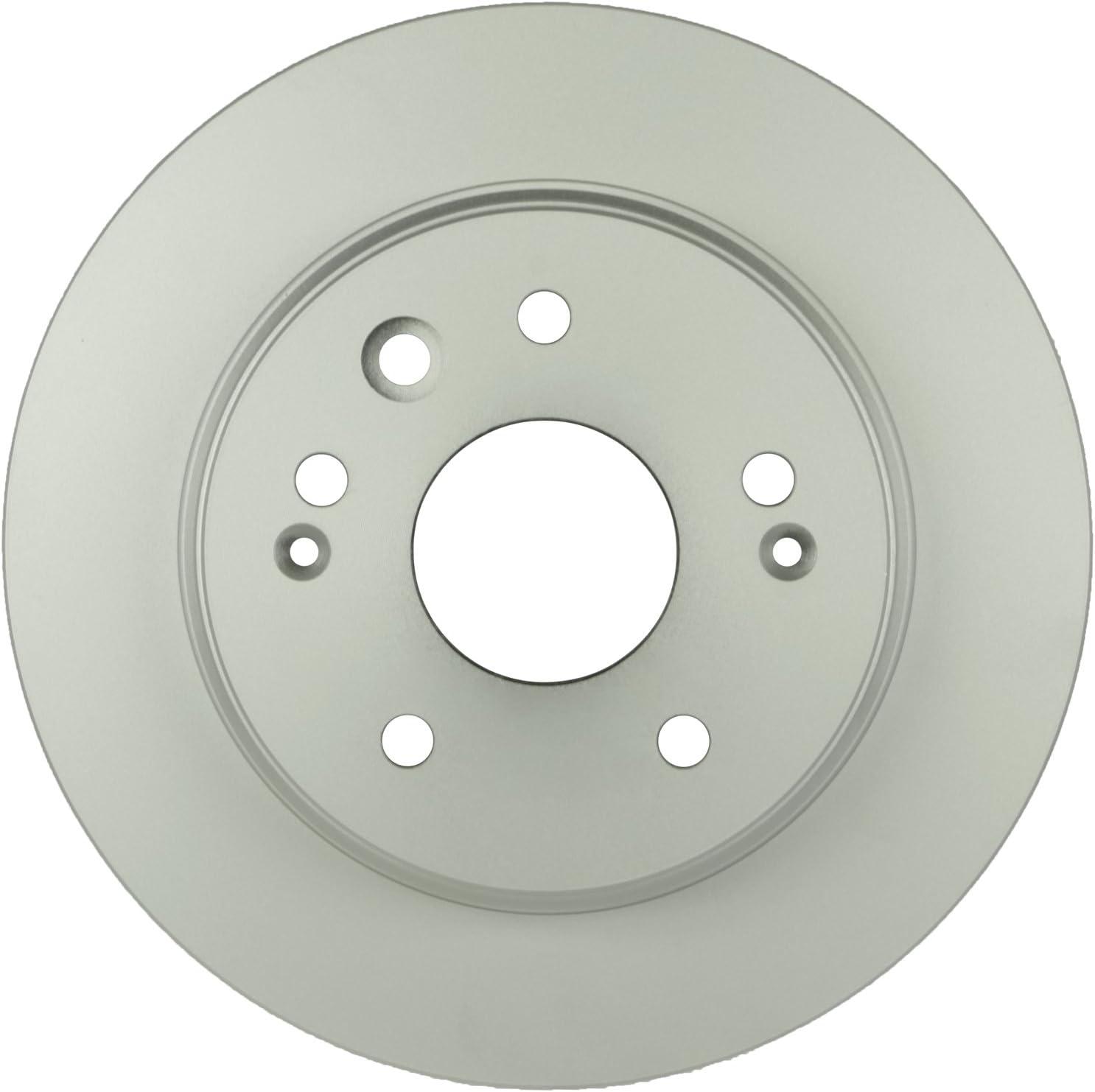 Bosch 26010749 QuietCast Premium Disc Brake Rotor For 1999-2003 Acura TL; Rear
