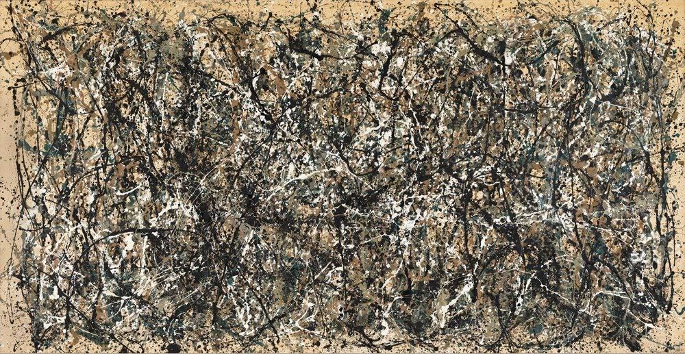 Pollock: One: Number 31, 1950 | Amazon.com.br