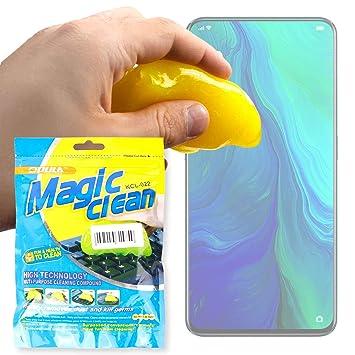 DURAGADGET Potente Gel Limpiador para Smartphone OPPO Reno 10X ...