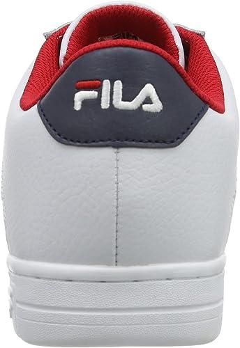 Fila FX 100 Low, Baskets Basses Homme, Blanc Weiß (Bright