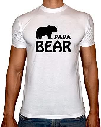 Phoenix 363 White Printed T-Shirt Short Sleeve For Men