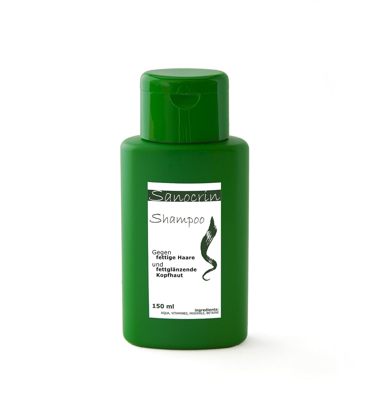 Fettige haare durch shampoo