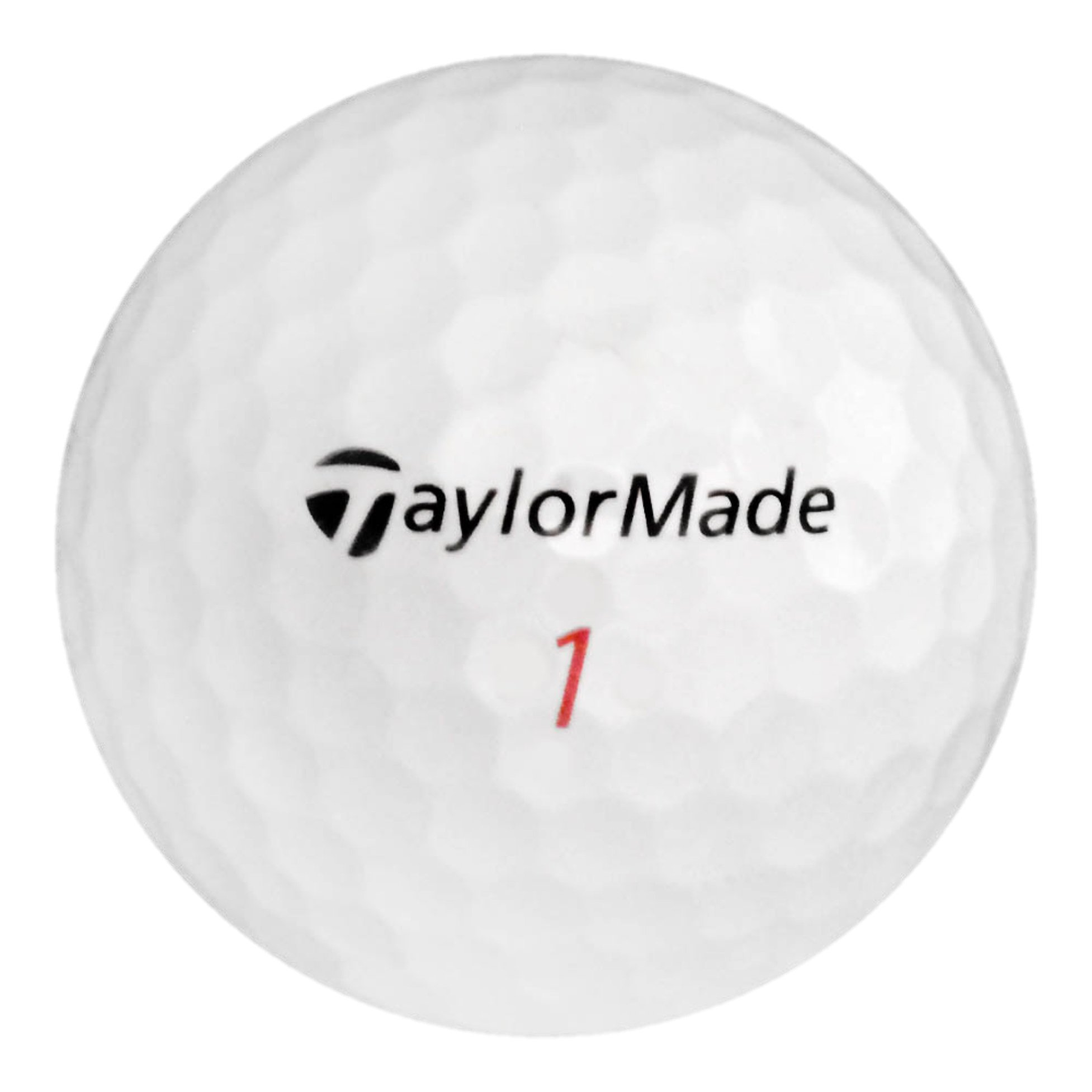 108 TaylorMade Tour Preferred X - Value (AAA) Grade - Recycled (Used) Golf Balls by TaylorMade (Image #2)