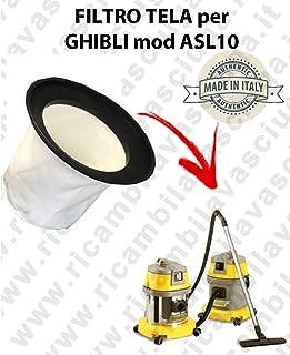 FILTRO TELA PER aspirapolvere GHIBLI modello ASL10