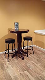 Amazon Com Boraam 71642 Florence Pub Table 42 Inch