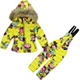 a90dd1d151f2 30Degrees Russia Winter Ski Jumpsuit Children Clothing Boys Girls ...