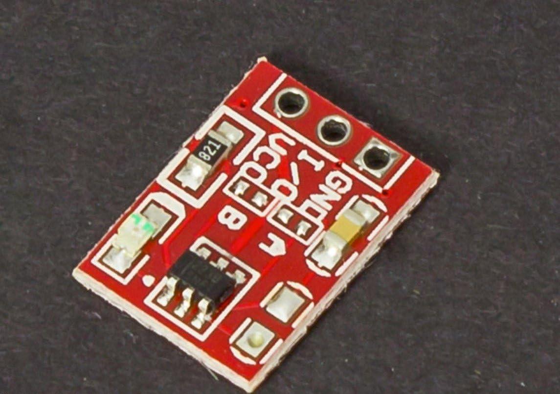 TTP224 4-Kanal Button Kapazitive Schalter Digital Touch Sensor Modul für Arduino