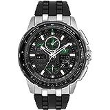 Citizen Men's Black Eco-Drive Skyhawk A-T Watch