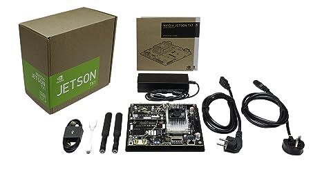 Nvidia Jetson TX1 - Kit de Desarrollo (Arm Cortex-A57 ...