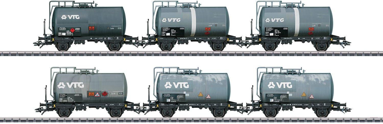 Kesselwagen VTG OVP neu gealtert Märklin H0 46436-05