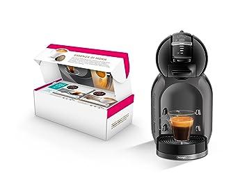 BG Independiente Máquina de café en cápsulas 0.8L 1tazas Negro
