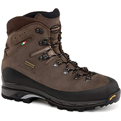 Zamberlan Men's 960 Guide GTX RR Brown Leather Backpacking Boots | Backpacking Boots