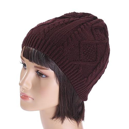 MTTROLI –  Berretto in maglia  – Donna
