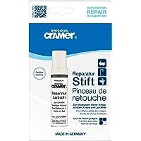 Cramer 15200DE reparatielakstift email, acryl, keramiek - pergamon - sanitairlak voor reparatie van kleinere schade aan…
