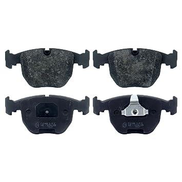 Scheibenbremse für Bremsanlage Vorderachse FEBI BILSTEIN 16442 Bremsbelagsatz