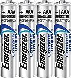 Batterie Lithium Mikro AAA Energizer L92 - 4er Blister LR 03 E 4-BL Energizer Lithium L92