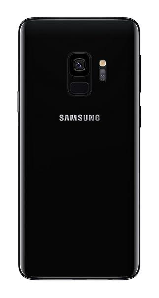 Samsung SM-G960FZKDBTU S9 64 GB Dual SIM-Free Smartphone: Amazon.es: Electrónica