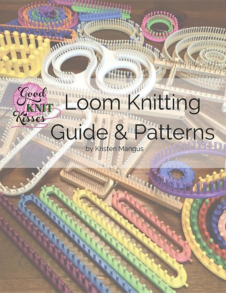 Loom Knitting Guide Patterns Perfect For Beginner To Advanced