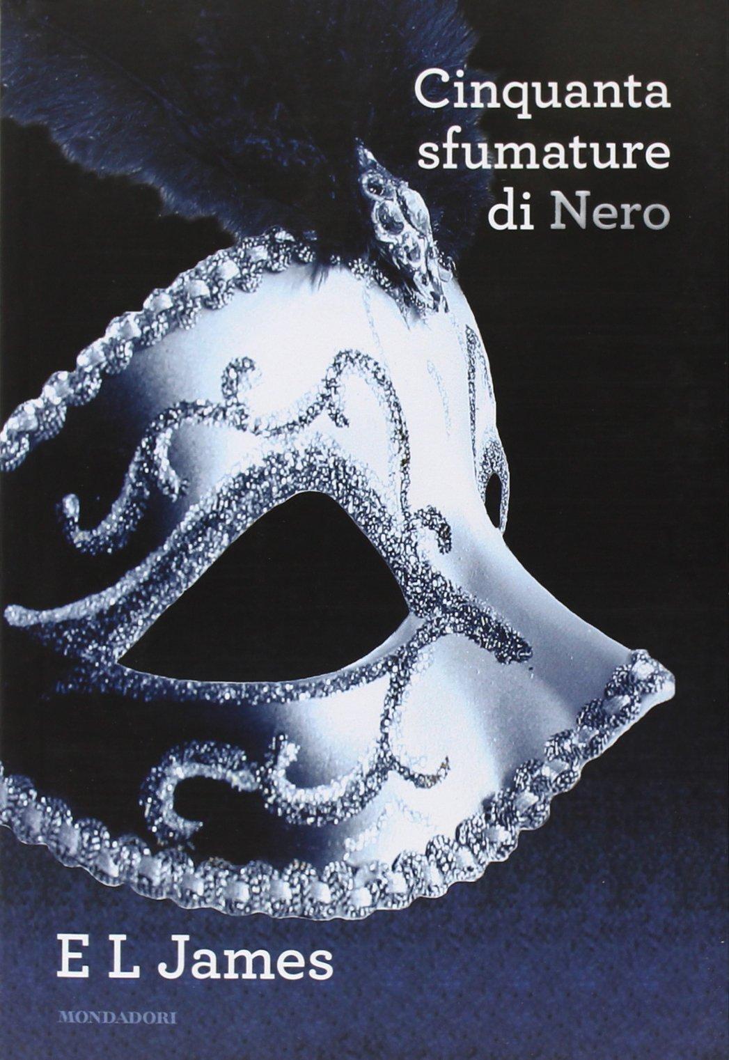 50 sfumature di grigio trilogia libri