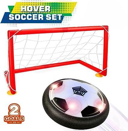 Regalo para niños de 3-12 años, increíble paquete de juguetes flotantes Hover Ball Mejor regalo para niños de 3-12 años Juguetes para niños niñas Edad de 3-12 años Regalos para niños negros