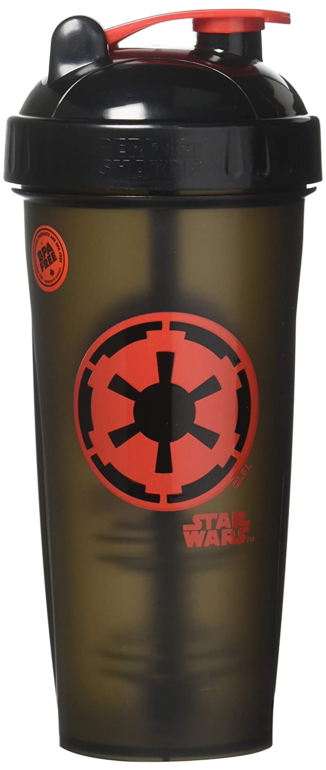 Dishwasher and Shatter Proof /… PSK1010//101 Best Leak Free Bottle with Actionrod Mixing Technology for Your Sports /& Fitness Needs Performa Perfect Shaker Star Wars Original Series Collection