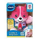 VTech Cuddle & Sing Cora, Pink