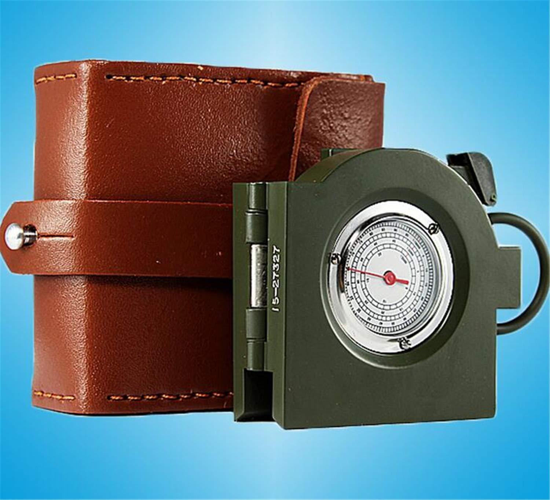 NUO-Z Wasserdichte Kompass für Wander - Navigation mit Beutel Lanyard und lenken.