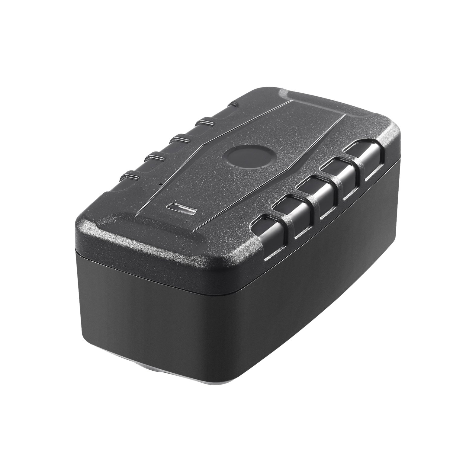 Car GPS Tracker,LESHP for vehical Locator Powerful Magnet Free Installation Free Fee Lifetime Platform 20,000mAh Waterproof GPRS Tracking Standby Time 240 days for Vehicles Container Cargo Locator by LESHP
