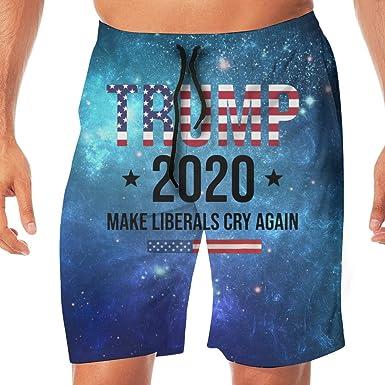 Summer Shorts 2020.Amazon Com 2020 Trump Make Liberals Cry Again Men S Classic