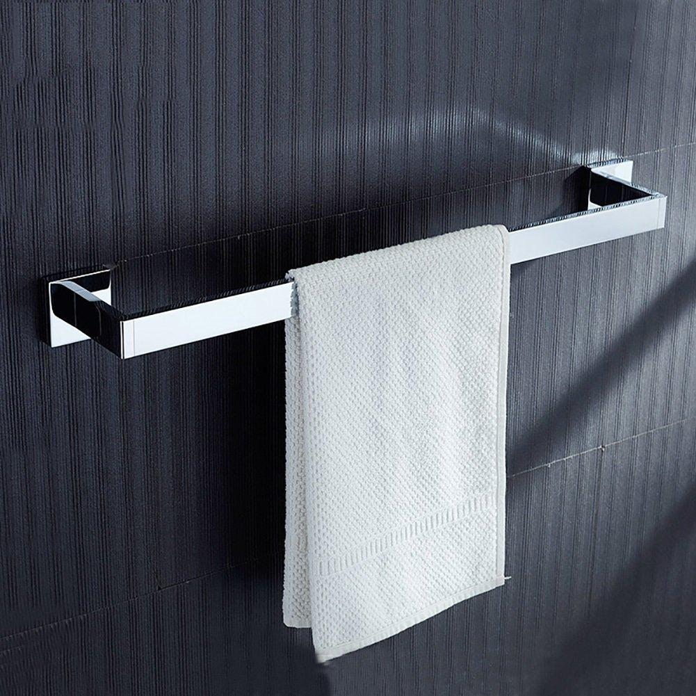 タオルラック/完全な銅シングルタオルラックタオルラック10電気メッキ浴室のペンダント   B07FMZVNM2