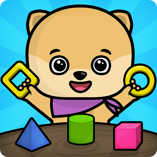 Toddler games for 2-5 year - Games Free Toddler