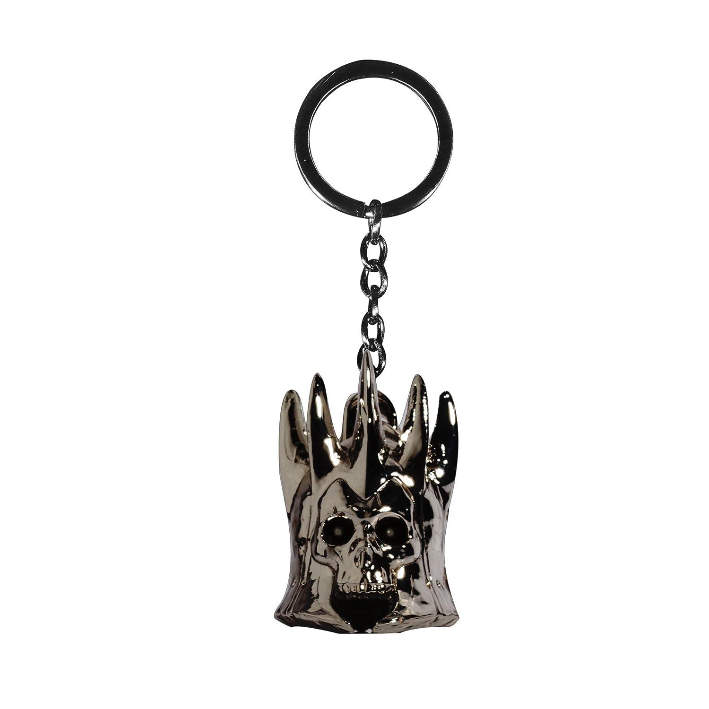 JINX The Witcher 3 Eredin 3D Metal Key Chain, Metallic, One Size
