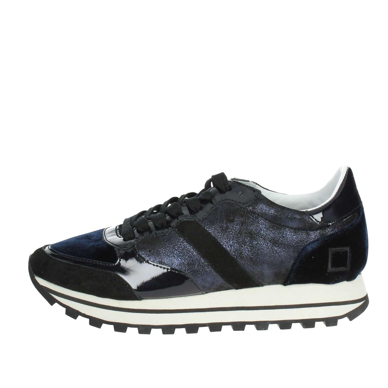 D.a.t.e. I18-176 Zapatillas De Deporte Bajas Mujer 37 EU|Azul