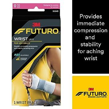 98969e83e95662 Amazon.com  Futuro for Her Slim Silhouette Wrist Support