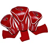 Team Golf NFL Contour Golf Club Headcovers (3 Count), Numbered 1, 3, & X, Fits Oversized Drivers, Utility, Rescue…
