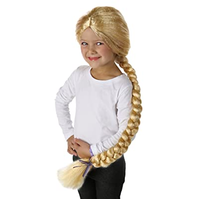 "Princess Paradise Kids Tower Princess Wig, 46"": Toys & Games"
