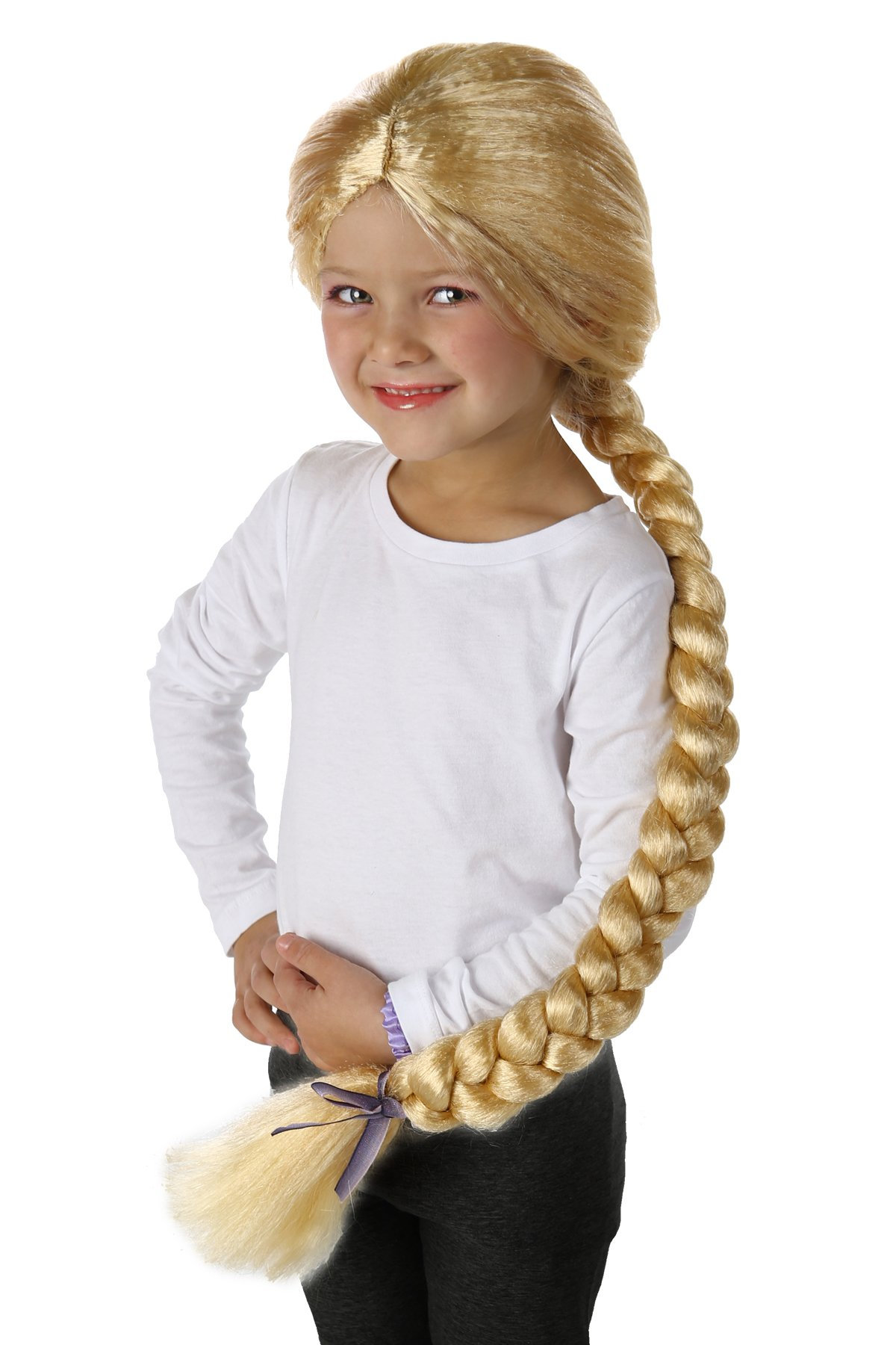 Princess Paradise Kids Tower Princess Wig, 46''