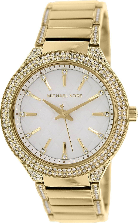Michael Kors Women s MK3347 – Kerry Gold Tone
