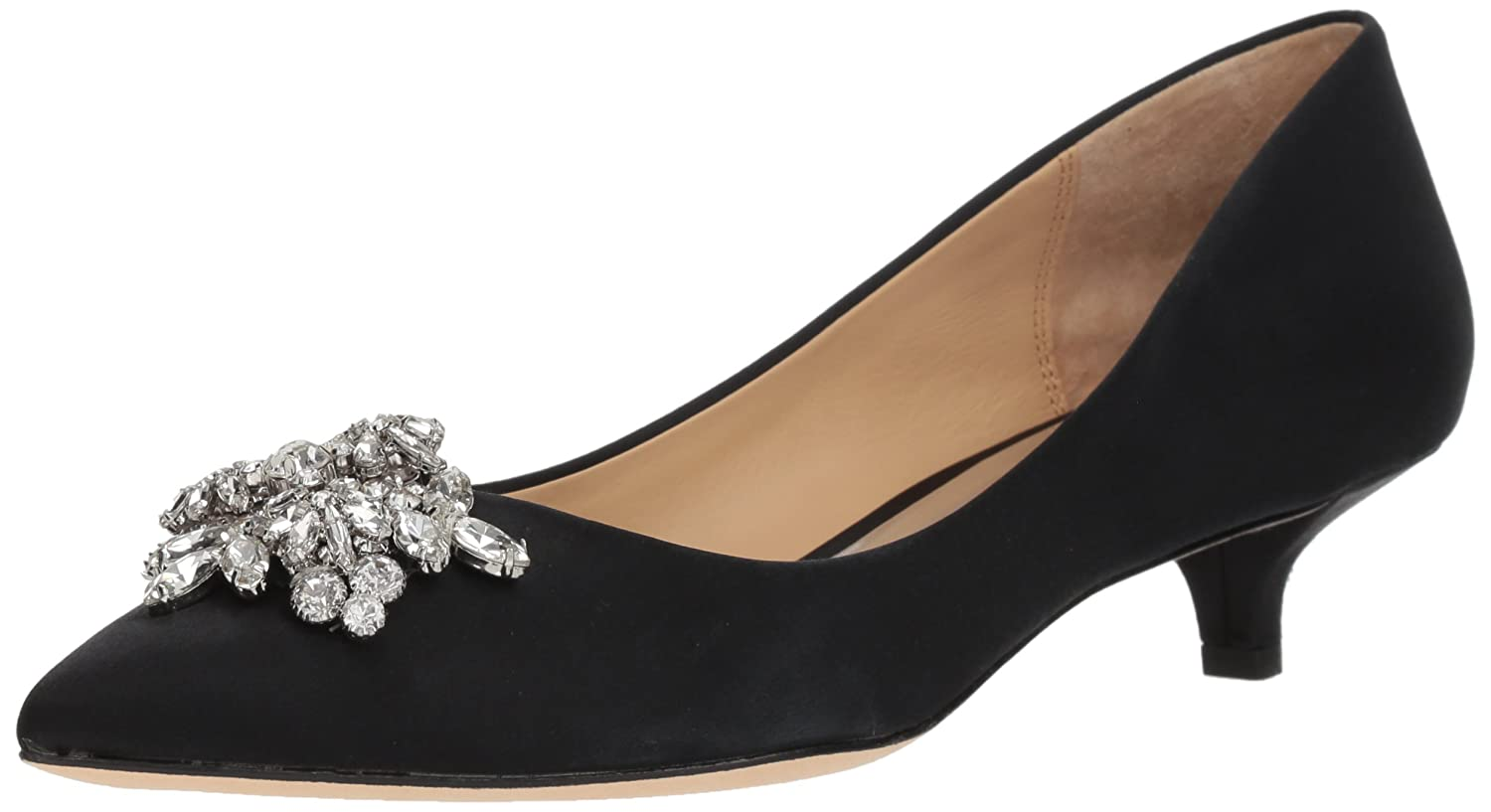 Badgley Mischka Womens Vail Pump